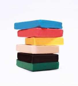 Bilde av Plastelina -  single fargepakker